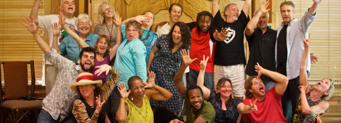 Jubilation Foundation Fellows 2012 Retreat in Washington State