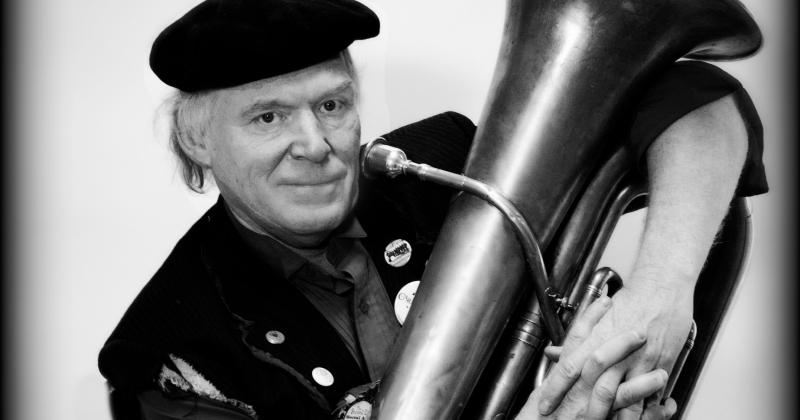 Jubilation Foundation Teaching Artist Fellow Gregg Moore